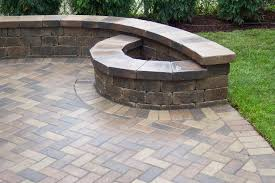 brick patio fire pit u2013 outdoor ideas