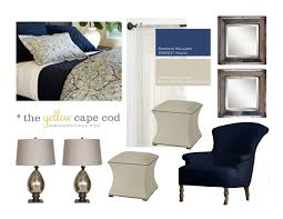cape cod look the yellow cape cod bedroom makeover before and after a design