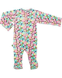 candy sweethearts onesie rvdesigns
