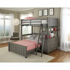 Low Loft Bunk Bed Loft Bed Toddler Beds For Less Overstock