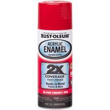 rust oleum 2x acrylic enamel walmart com