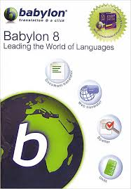 babylon 8 0 with concise oxford dictionary u0026 thesaurus books