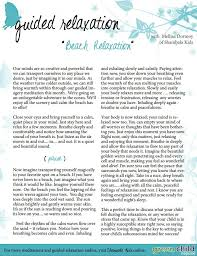 guided relaxation scripts guided relaxation yoga and therapy