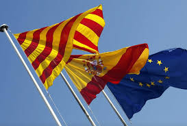 Flag Of Catalonia European Parliament President Statement On The Situation In