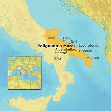Bari Italy Map by Apulia The Ohio State University Alumni Association