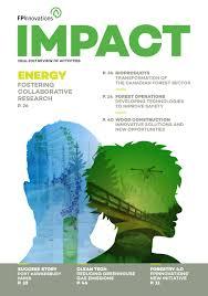 fpinnovations impact magazine 2016 2017 by fpinnovations issuu
