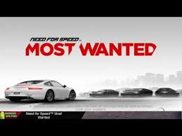 nfs most wanted apk free need for speed most wanted apk free android