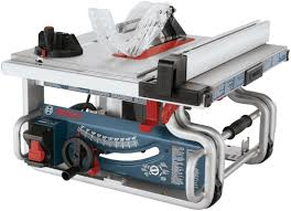 bosch gts1031 10 inch portable table saw review