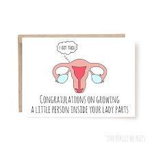 congrats on new card pregnancy card congrats pregnancy card