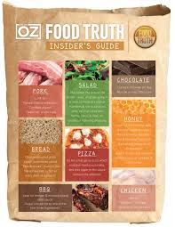 the food truth insider u0027s grocery shopping guide the dr oz show