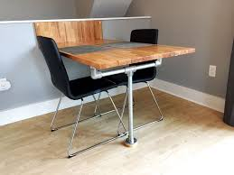 Build A Wooden Computer Desk by 100 Diy Pipe Desk Plans Pipe Table Ideas And Inspiration
