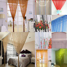 String Tassel Curtains Door Tassels Ebay