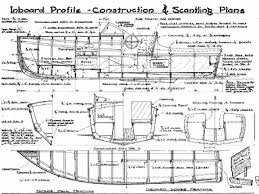 Small Wooden Boat Plans Free Online by Scantlings 400 Gif