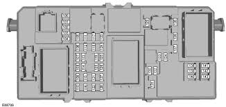 2007 ford focus fuse box layout ford focus fuse box