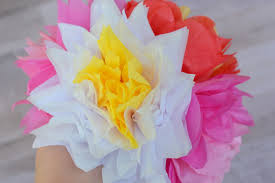 flowers for mothers day tissue paper flowers for mother u0027s day my big fat happy life
