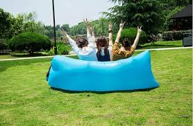 beach portable outdoor inflatable chair furniture sofa sleeping