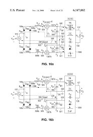 patent us6147882 single stage input current shaping technique
