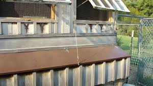 tour our saltbox style chicken coop youtube