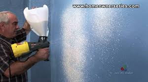 how to texture drywall orange peel knock down texture drywall