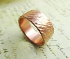 gold mens wedding band s wedding band 14k gold ring rustic bridal hammered