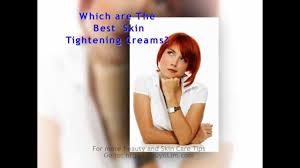 skin tightening cream youtube