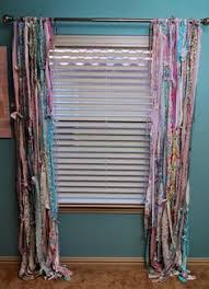 Curtains With Ribbons Strippy Lusciousness By Mabellia Via Flickr For Emma U0027s Future