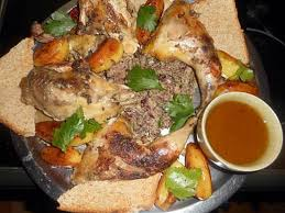 cuisiner des airelles recette de poule faisane farce aux airelles