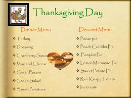 thanksgiving day menus special foods b by hollie freeman thanksgiving day