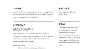 eye catching resume personal activities tags activities resume