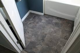 bathroom vinyl flooring ideas trend peel and stick vinyl flooring