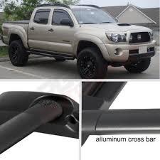 2016 tacoma roof light bar toyota tacoma double cab 2005 2015 roof rack a128xxrb262