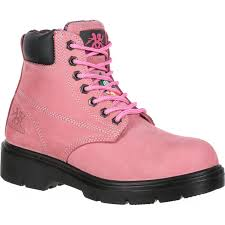 womens steel toe work boots near me moxie trades s steel toe csa approved pr work boot