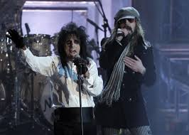 what pop stars pop and rock stars has died this year alice cooper on today s pop stars they re doing alice upi com