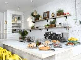 29 cafe kitchen design ideas ideas for a coffee shop themed