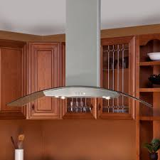 decor akdy 36 inch island range hoods for contemporary kitchen