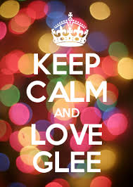How To Make Your Own Keep Calm Meme - keep calm and love glee all about meh pinterest glee