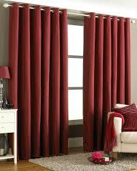Burgundy Velvet Curtains Unique Curtains Tobago Ready Made Eyelet Curtains Burgundy