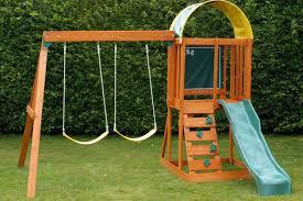 Backyard Cing Ideas For Adults Backyard Swing Sets Bikepool Co