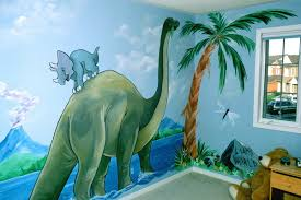 Dinosaur Bedroom Decor Pics Photos Baby Dinosaur Nursery - Kids dinosaur room