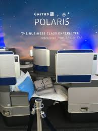 united airlines change flight fee what united flights have the real polaris business class seats