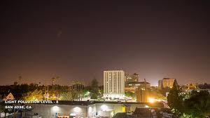 Light The Night Portland This Is How Light Pollution Affects How We See The Night Sky