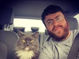 Cat Beard Meme - unhappy cat and its owner became a new meme the siver times com