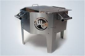 Stainless Steel Firepit Stainless Steel Pit