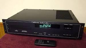 Audiolab Cd Player Audrad U0027s California Audio Labs Aria Vacuum Tube Cd Player Youtube