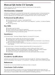 sample resume for experienced mobile application testing
