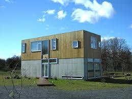 saltbox architecture typology weekend rectangular house design