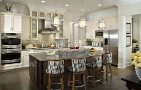 lights for island kitchen 74 most ace kitchen led lighting ideas lights island table
