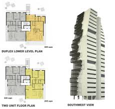 apartments plan of a residential building gallery of sipan