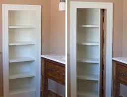 Diy Plywood Cabinets Bathroom Bathroom Storage Ideas White Ceramic Sink Base Fininsh
