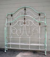 beautiful antique iron bed frame and antique iron bed ebay metal